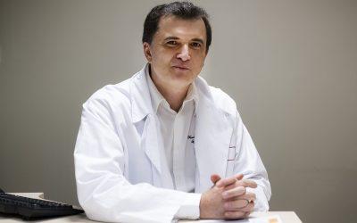 Le professeur Gilles Freyer, un cancérologue de renomLe professeur Gilles Freyer, un cancérologue de renom