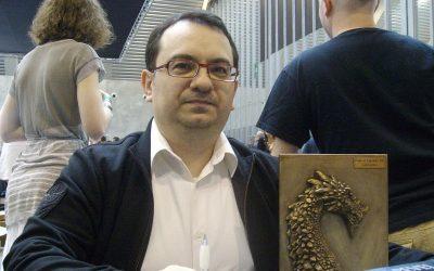 Pierre Pevel, entre fantasy et science-fiction